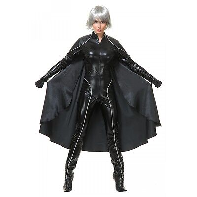 Storm Costume Adult Female Superhero xMen Halloween Fancy - X-men Womens Costumes