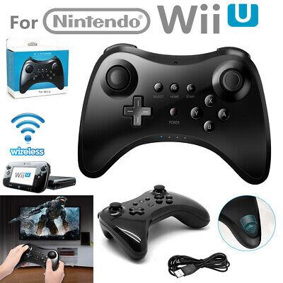 For Nintendo Wii U Bluetooth Wireless U Pro Game Controller Gamepad Joypad