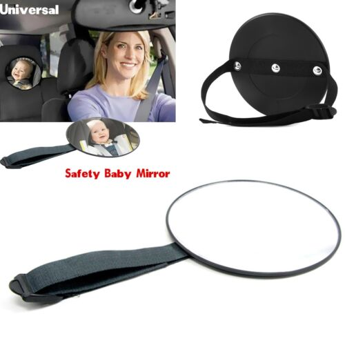 Child View Mirror For Rear Facing Car Seat Adjustable Safety Car Mirror 6.69