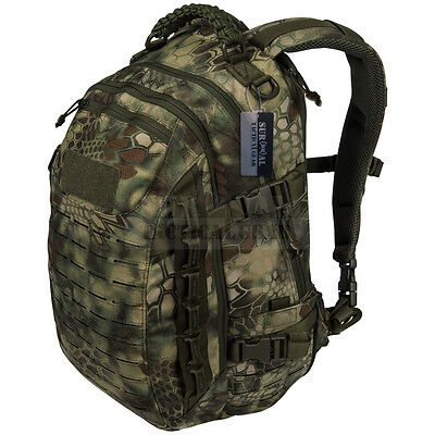 Unique Laser Cut MOLLE/PAL Dragon Egg Tactical Backpack Military Heavy Duty Pack