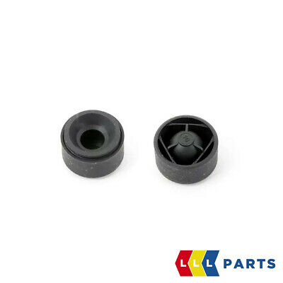 NEW BMW GENUINE 1 2 3 4 5 6 7 SERIES ENGINE COVER TRIM RUBBER MOUNTINGS 2PCS