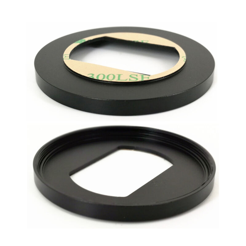 52mm Metal Filter Adapter Ring for Sony RX100M5 / RX100M6 / RX100 V / RX100 VI