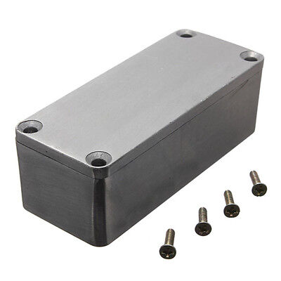 Aluminum Electronics Enclosure Project Box Case Metal Electrical Diy 90x40x30mm