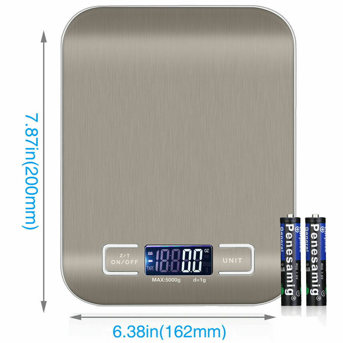 digital electronic food diet postal scale weight