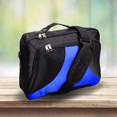 """Laptop Notebook Carrying Briefcase Bag Case for 15.6"""" 17.3"""" 18"""" up to 18.4"""" inch"""