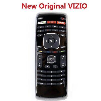 New Original Vizio XRT112 LCD LED Smart TV Remote Control with iHeart Radio App