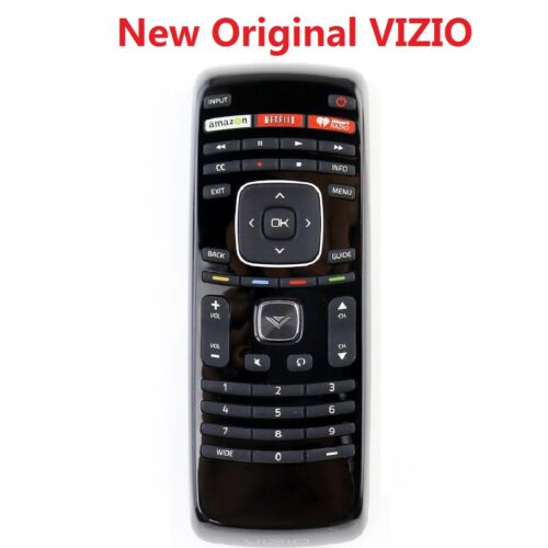 New Original Vizio Xrt112 Lcd Led Smart Tv Remote Control With Iheart Radio App