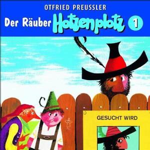 CD Der Räuber Hotzenplotz 1 nach Otfried Preussler  Hörspiel 60 Minuten  NEU