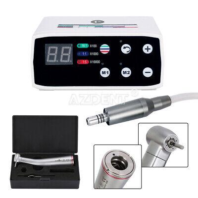 Dental Brushless Electric Micro Motor Nsk15 Increasing Fiber Optic Handpiece