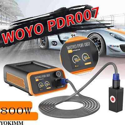 Best WOYO PDR007 Auto Body Paintless Dent Repair Tool Sheet Metal Repair Set (Best Auto Body Repair)