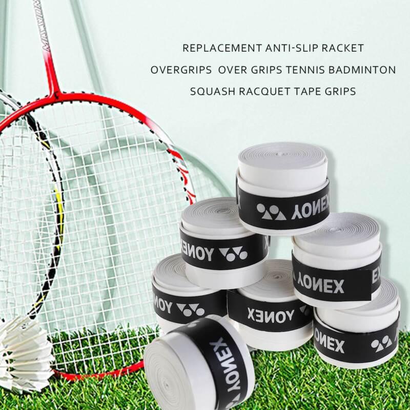 60XAnti Slip Racket Tennis Badminton Sweat Absorption Handle