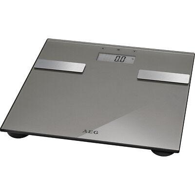 AEG PW 5644 Bascula de baño digital con análisis corporal 7 funciones...