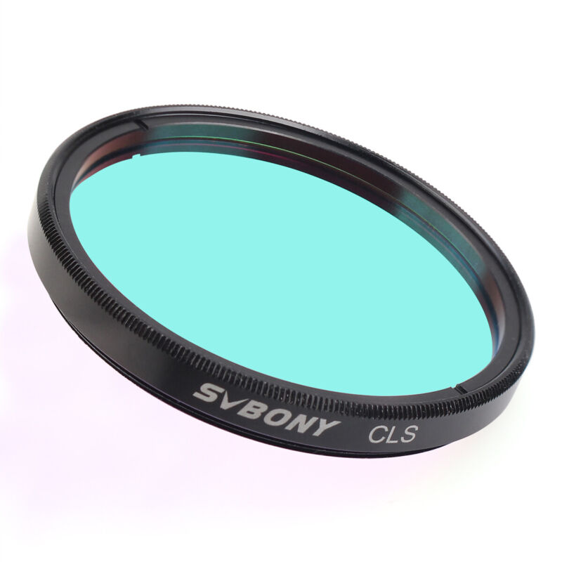 SVBONY 2in CLS Telescope Filter for Deep Sky Light Pollution Astronomy Eyepiece