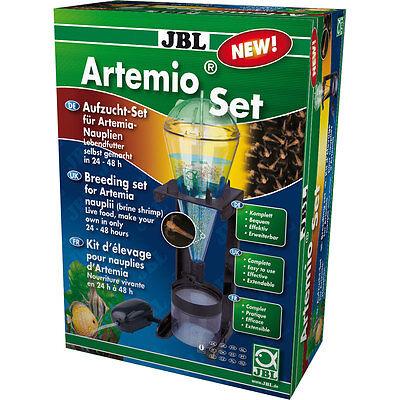 JBL artemioset - Kit di allevamento PER NAUPLI ARTEMIA - Live Feed ANCHE FATTO