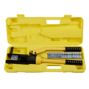 Battery Terminal Crimper Ebay