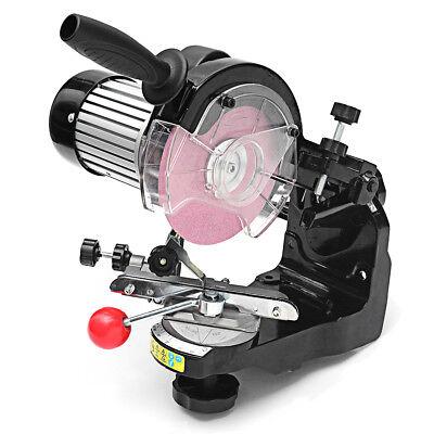 3600min 230W Electric Chain Grinding Machine Chainsaw Sharpener Wheel Tool 110V