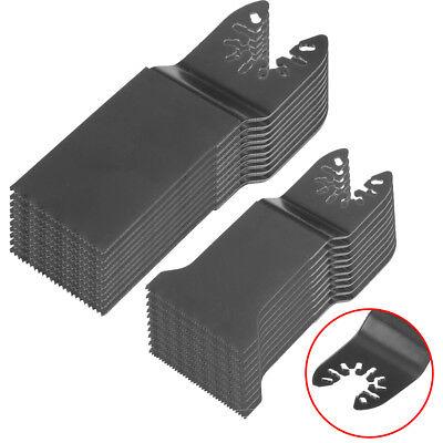 20 X Oscillating Multi Tool Saw Blade Cutter For Fein Multimaster Makita Bosch