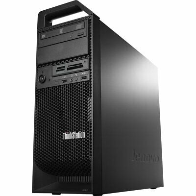 Lenovo ThinkStation S30 Desktop Intel XEON 3.2GHz 8GB Ram 128GB SSD Win 10 Pro