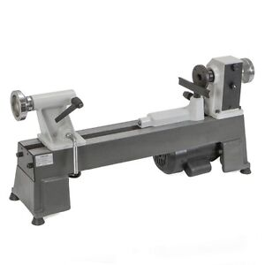 HEAVY DUTY 5 SPEED BENCH TOP POWER TURNING WOOD LATHE TOOLS NEW 10 x 18