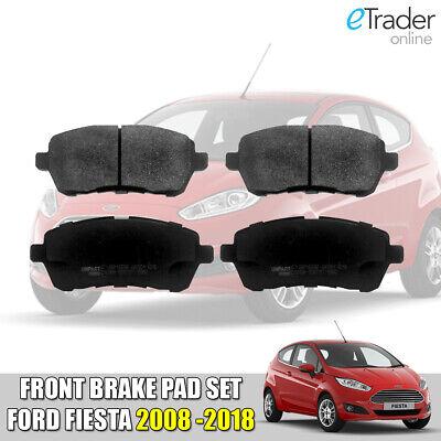 Ford Fiesta MK7 Front Brake Pads 1.0 1.2 1.4 1.5 1.6 2008 - 2018 Pad Set