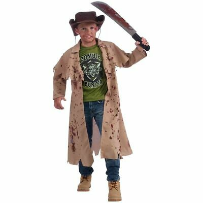 KID'S ZOMBIE HUNTER CHILD COSTUME - Kids Hunter Costume