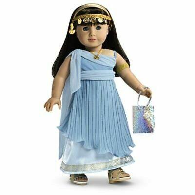 American Girl Grecian Princess Costume ~  Brand NIB