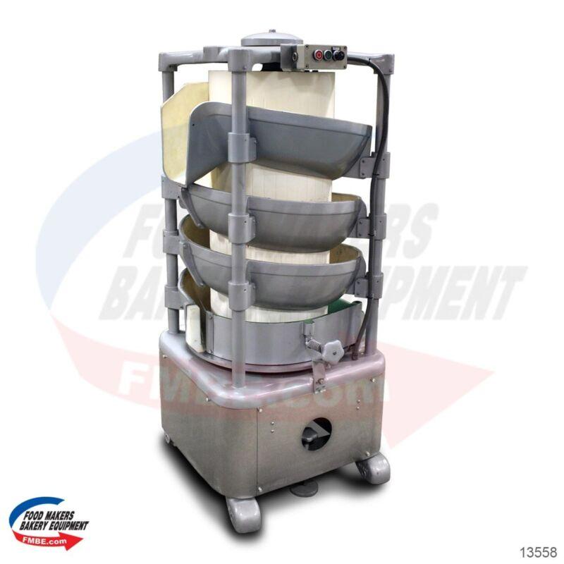 KEMPER RH 1200 Dough Rounder SN: 64285