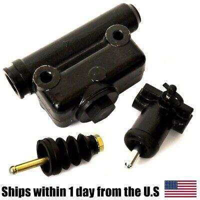 Backhoe Brake Master Slave Cylinder Kit For Case 480c 580c A51976 L25419