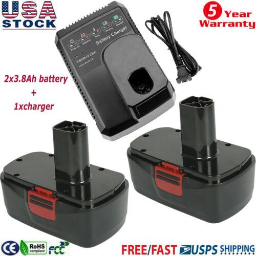 19.2v C3 Diehard 130279005 11375 11376 19.2 Volt Battery / Charger for Craftsman