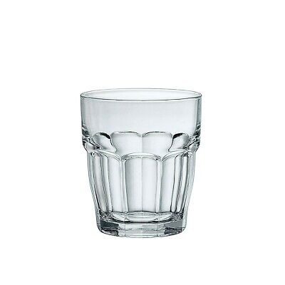 Bormioli Rocco 517530 Rock Bar Wasserglas 270ml Glas 6 St Bormioli Rocco Rock Bar