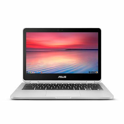 "Asus Chromebook Flip C302ca-dhm4 12.5"" Touchscreen Lcd 2 In 1 Chromebook - Intel"