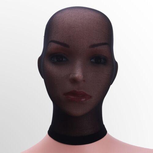 Unisex Headgear Lingerie Stocking Elastic Face Hood Cover Role Play Halloween