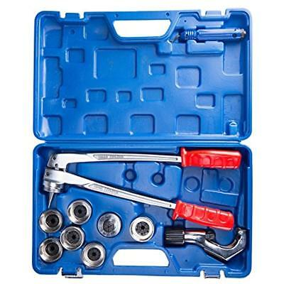 Co-z 7 Level Professional Aluminum Copper Tube Expander Tool Full Set With Tube