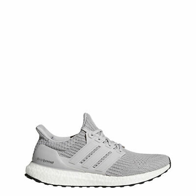 Adidas Men's Adidas Ultra Boost 4.0 - NEW IN BOX - FREE SHIPPING - GREY- BB6167+