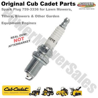 Cub Cadet Spark Plug 759-3336 for Lawn and Garden equipment (Spark Plug For Cub Cadet Lawn Mower)