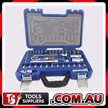 Socket Set 1/4 Drive German Brand 42 Piece Chipping Norton Liverpool Area Preview