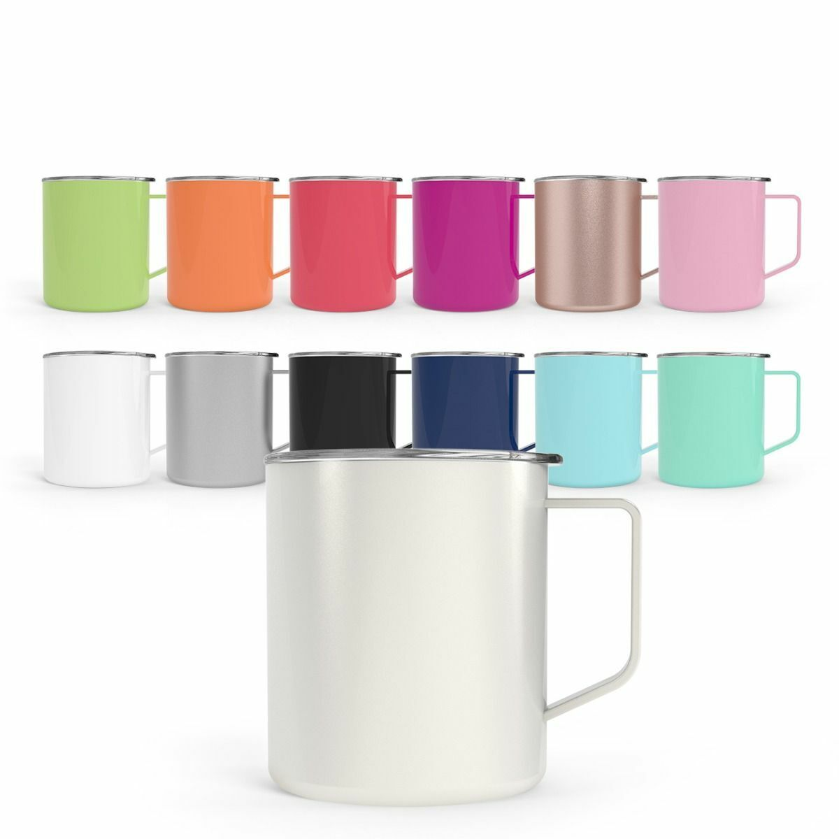 Stainless Steel Insulated Coffee Mug Double Wall Vacuum Seal
