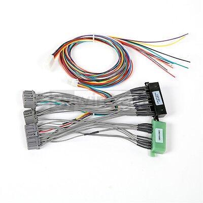 OBD0 to OBD2 8-Pin Distributor Adaptor Civic Integra B18 B16 D16 GSR SI