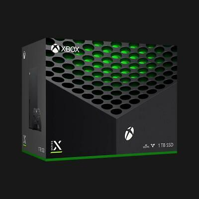 Xbox Series X 1TB Console Microsoft Gaming 2020🔥In Hand🔥 FAST SHIPPING🔥NEW