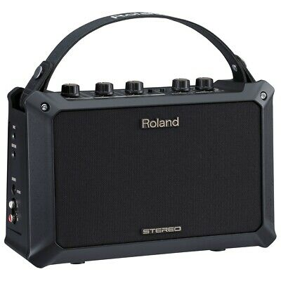 Roland Mobile AC Portable Battery Powered Compact Acoustic Guitar Combo Amp