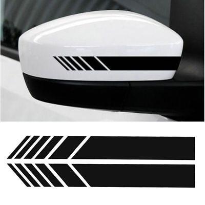 X2 UK Mirror Stripe Sticker Decal For Mercedes Benz W204 W212 W176 Edition 1 AMG