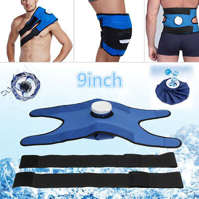 Pain Relief Hot Cold Therapy Reusable Ice Bag Pack Wrap for knee Shoulder Back Cold Pain Relief Pack