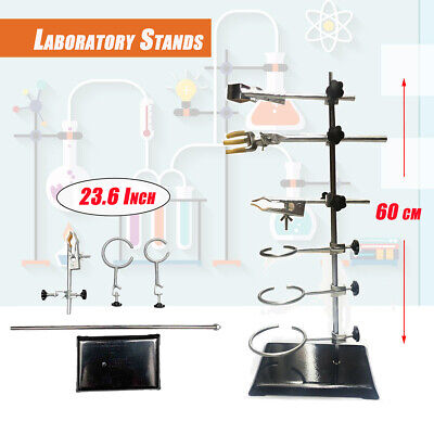 23.6 Laboratory Stands Supportlab Clamp Flask Clamp Condenser Clamp Stands