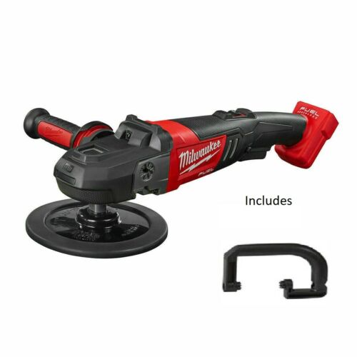 """Milwaukee Electric Tool 2738-20 M18 Fuel 7"""" Variable Speed Polisher Tool Only"""