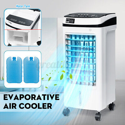 Air Conditioner Cooler Cooling Fan Ice Purifier Humidifier Evaporative  *uk  ,a