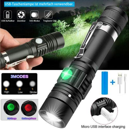 50000lm Lumitact G700 L2 LED Taschenlampe taktisch Fackel Military Cree X800