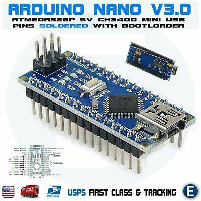 Arduino Nano V3.0 Atmega328p Mini Usb Controller Board 16m 5v V3