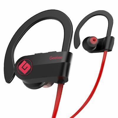 Wireless Bluetooth Headphones Waterproof IPX7, Best Sport in Ear