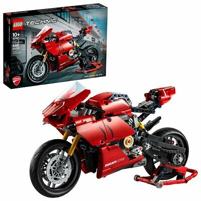 LEGO Technic (42107) Ducati Panigale V4 R motorcycle new release