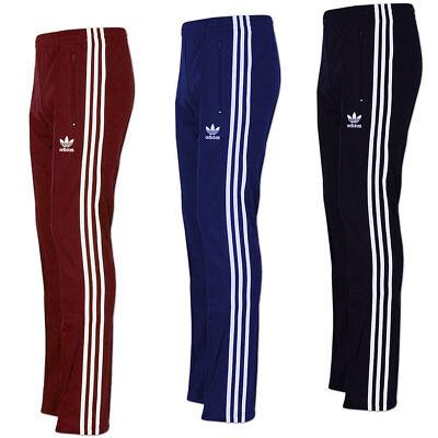 c2576b5b21d3f1 adidas Herren Originals Trainingshose Europa Track Pant Trefoil Hose  Sporthose